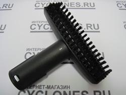 Отпариватель Karcher комплектуется ручной насадкой для пористых поверхностей