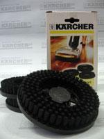 Насадка щеточная мягкая для полотера Karcher (3шт)