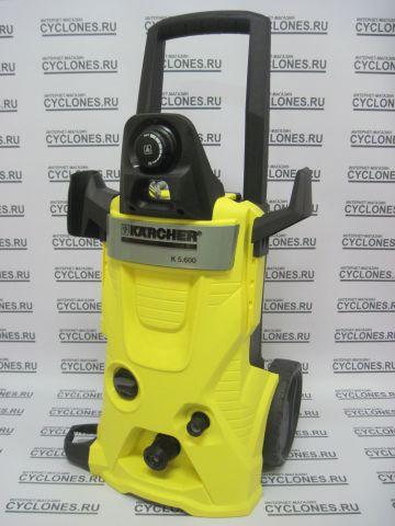 Автомойка Karcher K 5.600 Отзывы владельцев K 5.600 11490руб 1.181-200 - 5 - 6 серии - cyclones